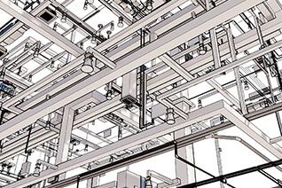 BIM, Building Information Modeling, vermessungsbüro, 3d-laserscanning