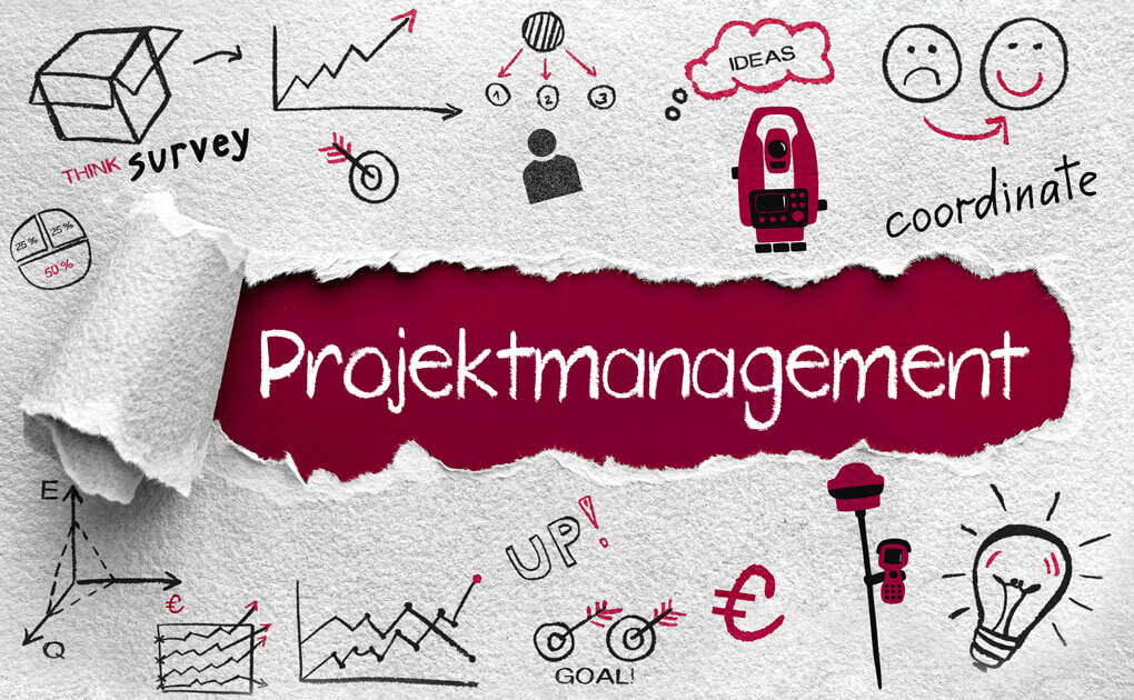 projektmanagement, studium, duales studium, vermessung