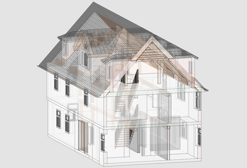 BIM, Building Information Modeling, vermessungsbüro